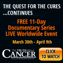 Banner for Free Live 11-day Docu-series Event March 30th - April 9th
